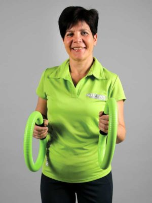 smovey Trainerin Petra Herrmann